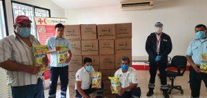 Productos alimenticios Nestlé que serán entregados ancianitos en Somoto ya están en nuestra filial municipal.